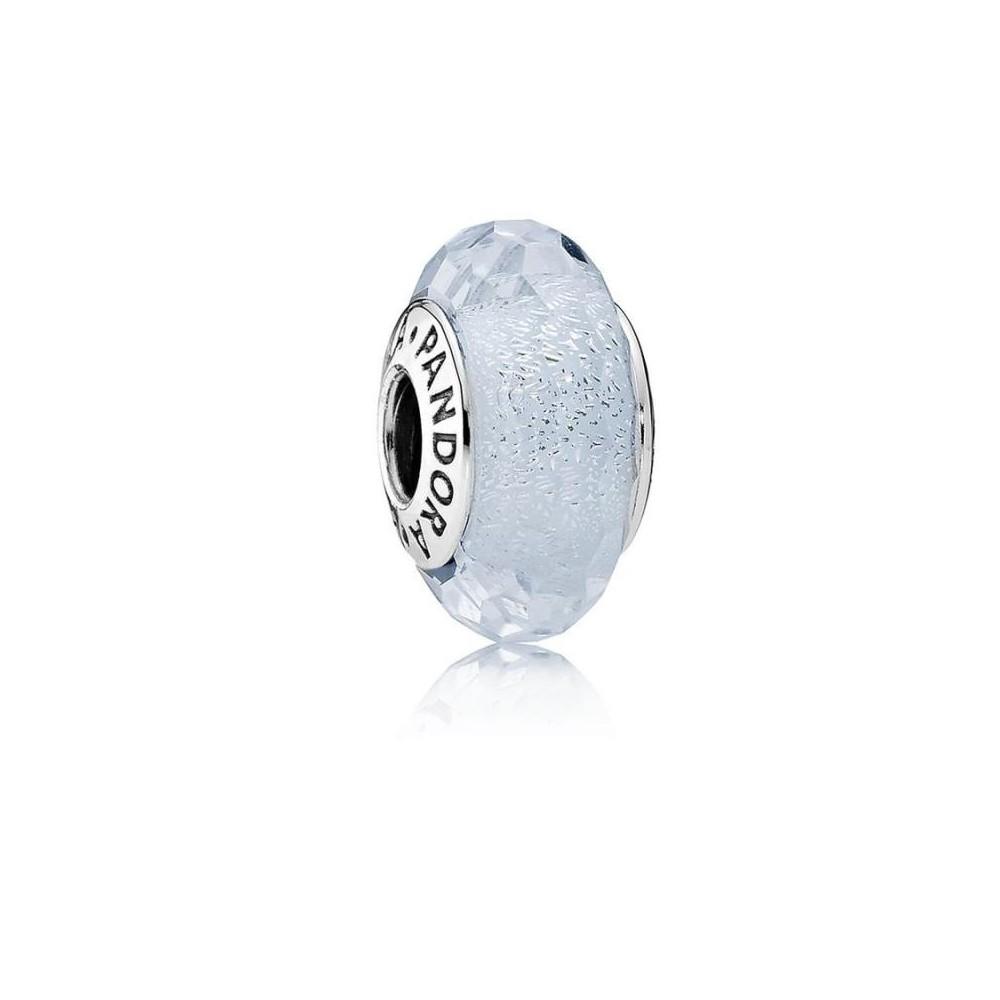 Cristal Pandora de murano facetado...