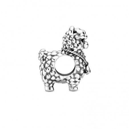 smjoyeros 799069C00 - Charm en plata de ley Llama 2
