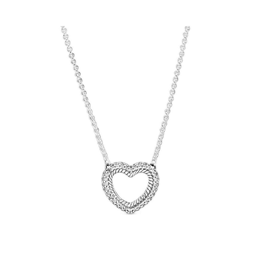 399110C01-45 - Collar en plata de ley...