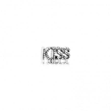 smjoyeros 796567 - Petite Pandora de plata KISS 1