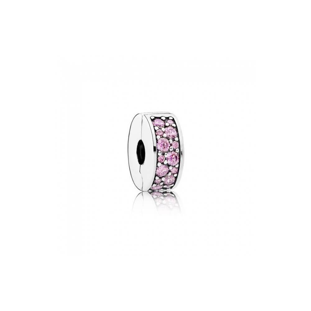 791817PCZ - Clip Pandora de plata de...
