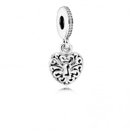 smjoyeros 791876CZ - Charm Pandora de plata y... 0