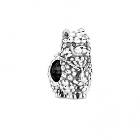 smjoyeros 799069C00 - Charm en plata de ley Llama 5