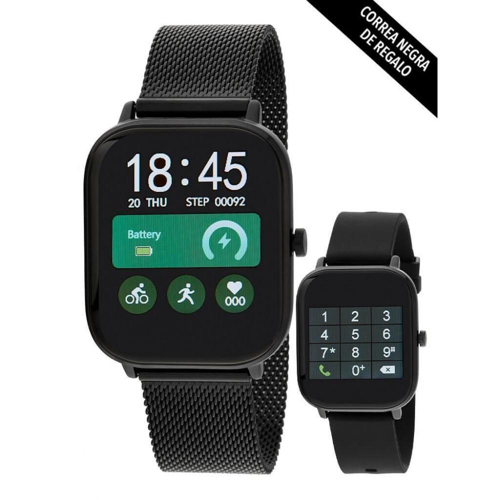 Smart Watch Marea con brazalete de...