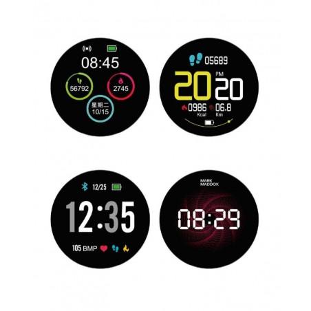smjoyeros HS1000-50 - Pack Reloj Mark Maddox... 4