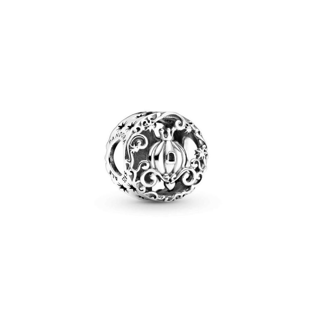 Charm Pandora de plata de ley Reloj...