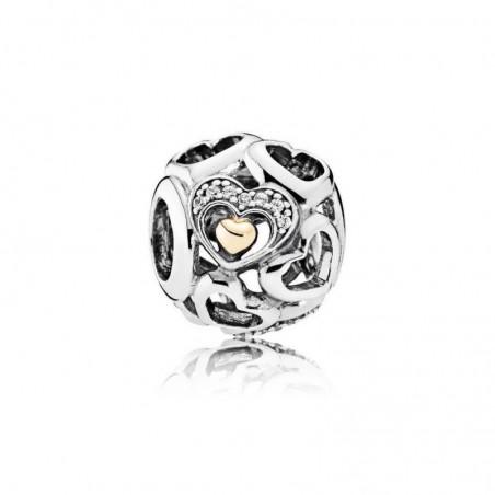 smjoyeros 792108CZ - Charm Pandora Corazón de... 0