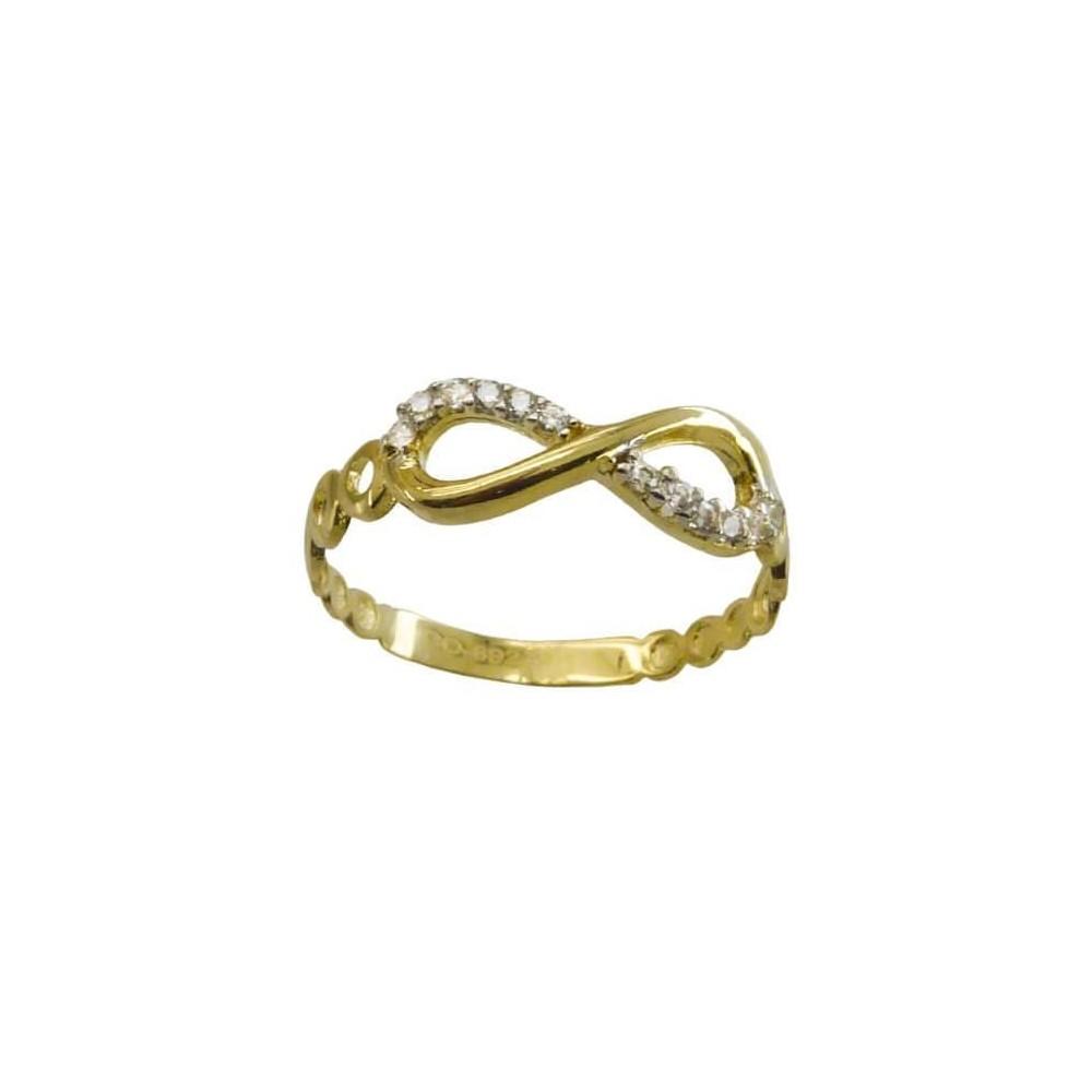 RR-00878 - Anillo oro amarillo 18k...