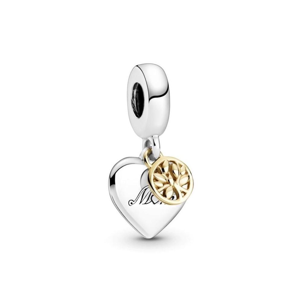 799366C00 - Charm Pandora Corazón de...