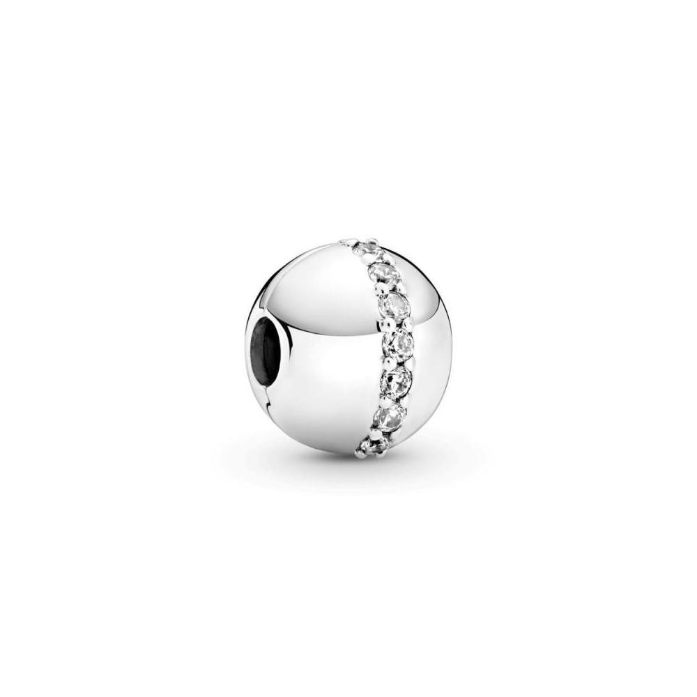 799403C01 - Clip Pandora de plata de...