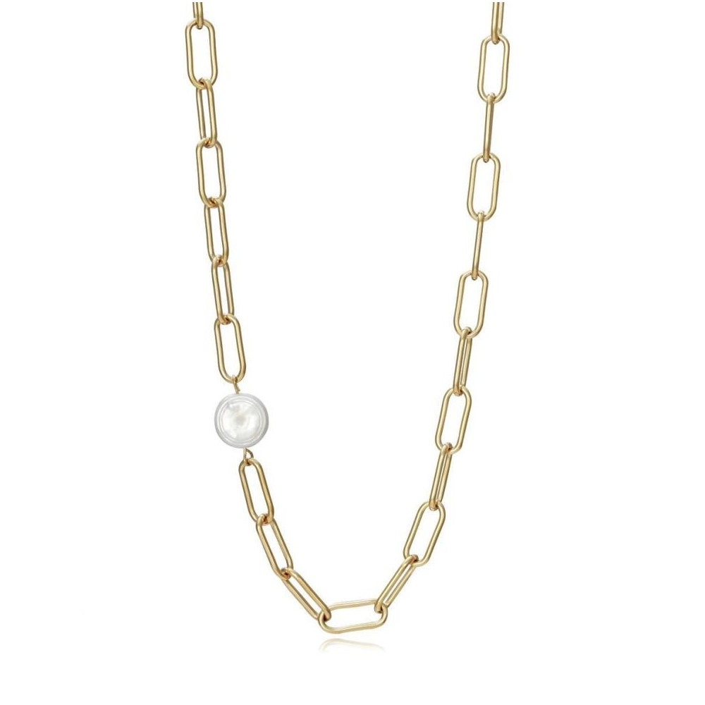1317C01012 - Collar dorado Viceroy...