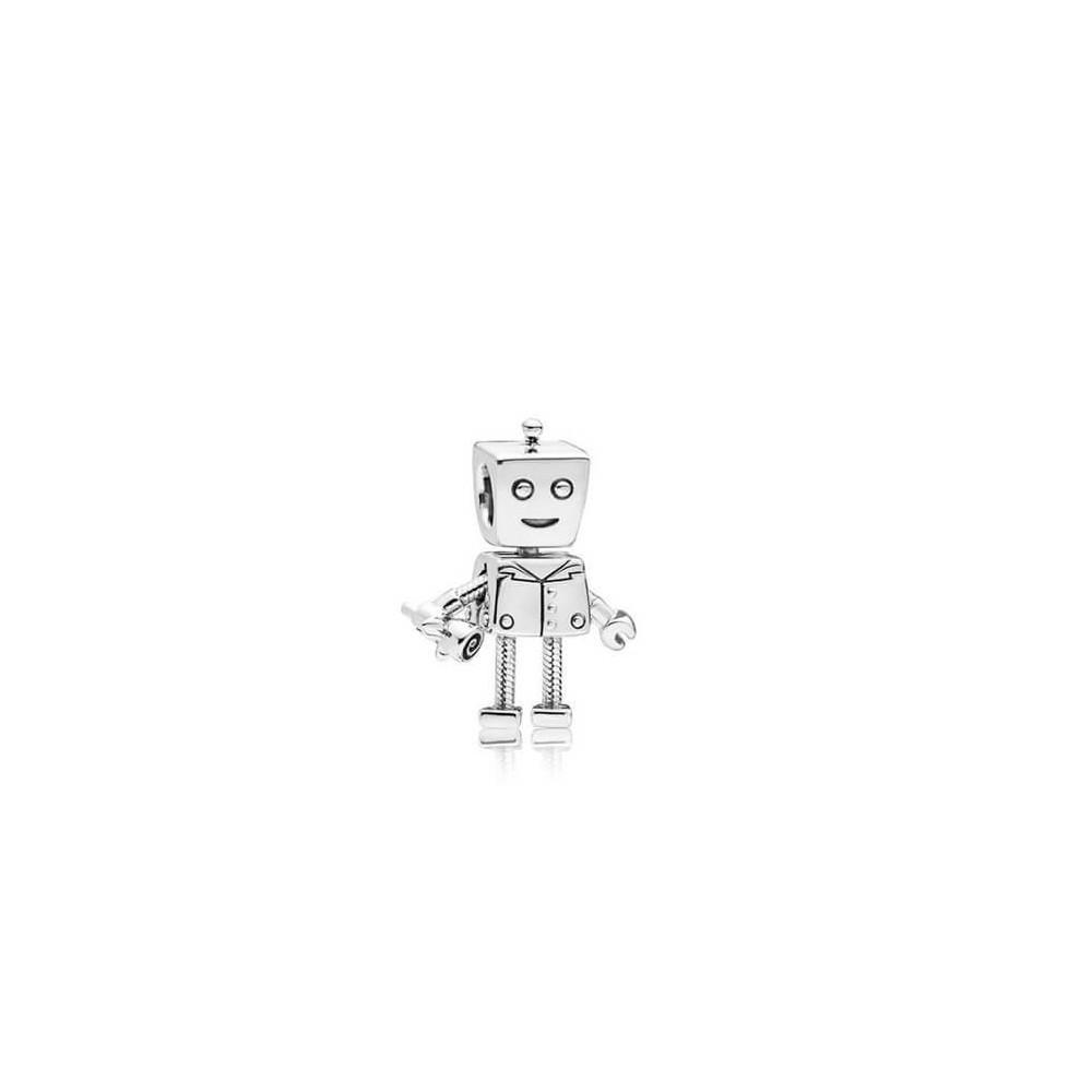 Charm en plata de ley Rob Bot