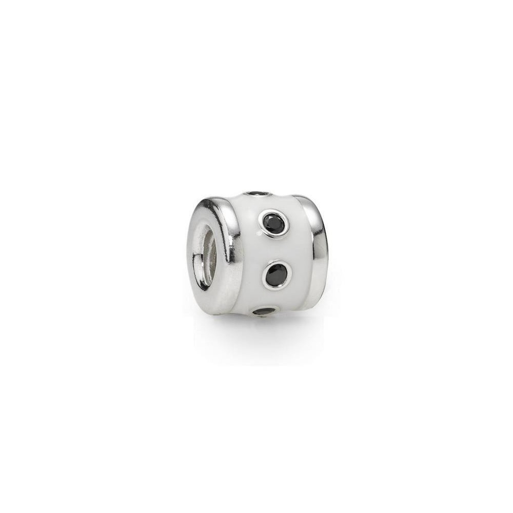 PA790482E12 - Abalorio de plata con...