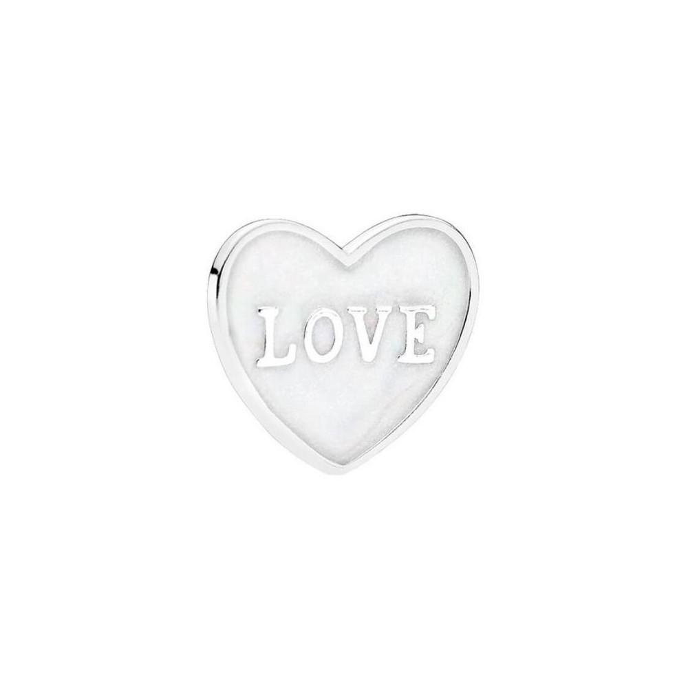 Plate Pandora Corazón de Amor pequeño