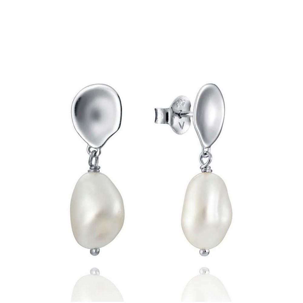 Pendientes Viceroy Jewels de plata y...