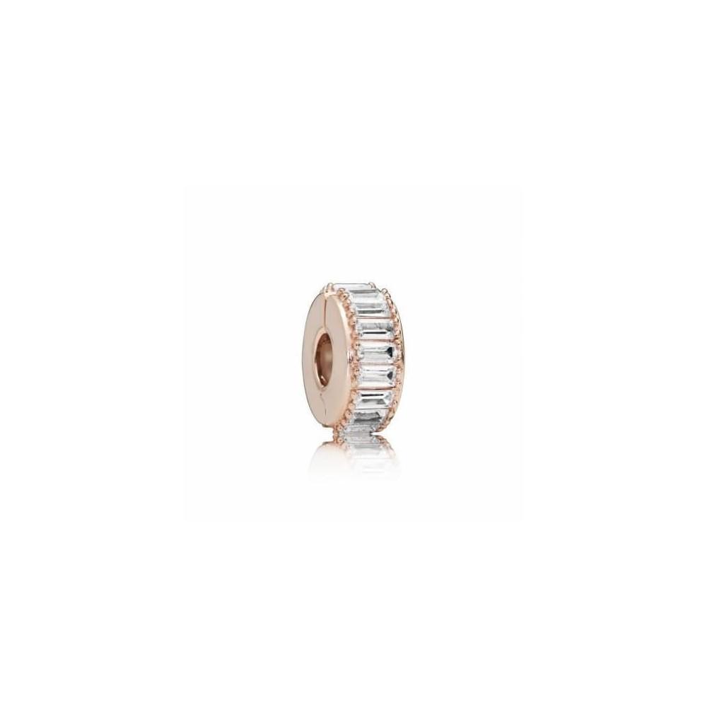 787559CZ - Clip Pandora Rose...