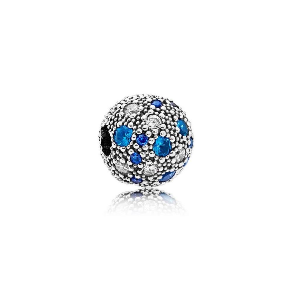 Clip Pandora de plata Estrellas...