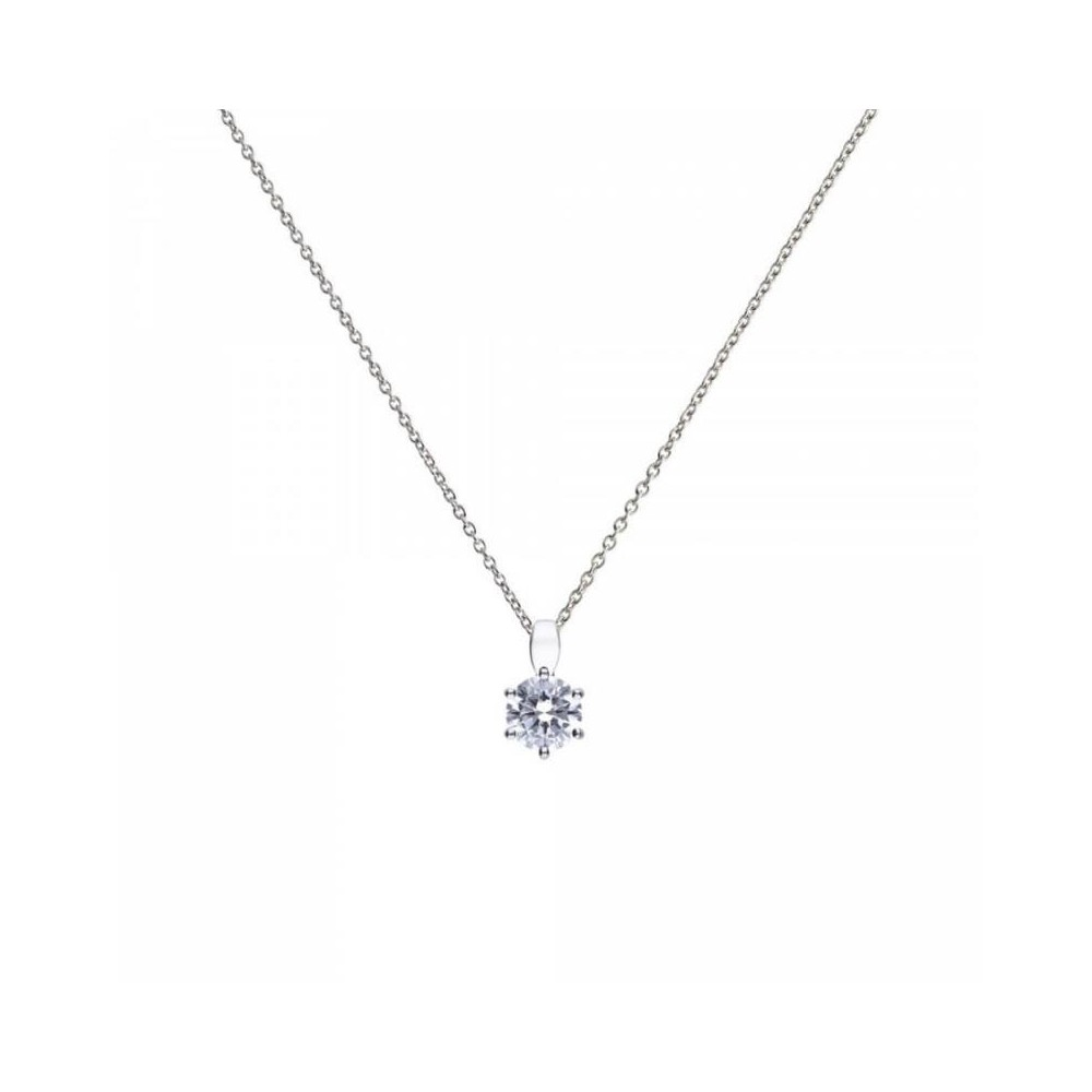1309991682 - Cadena de plata con...