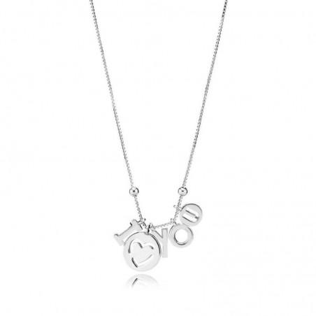 smjoyeros 396580-60 - Collar Pandora de plata... 0