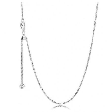 smjoyeros 397723-70 - Cadena Pandora de plata... 1