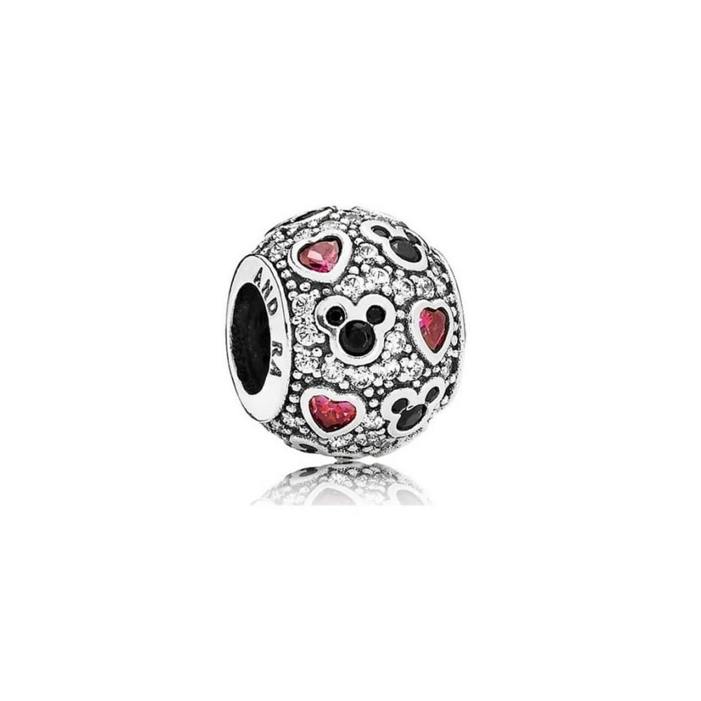 Charm Pandora de plata Mickey &...