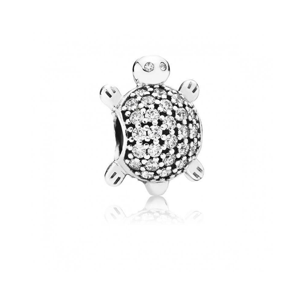 791538CZ - Charm Pandora de plata de...