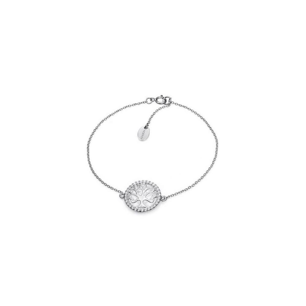 Pulsera Viceroy Jewels de plata de ley