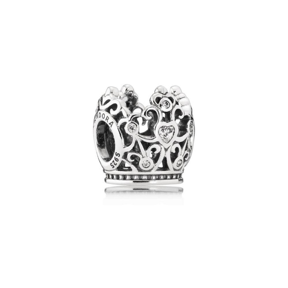 791580CZ - Charm Pandora Corona de...