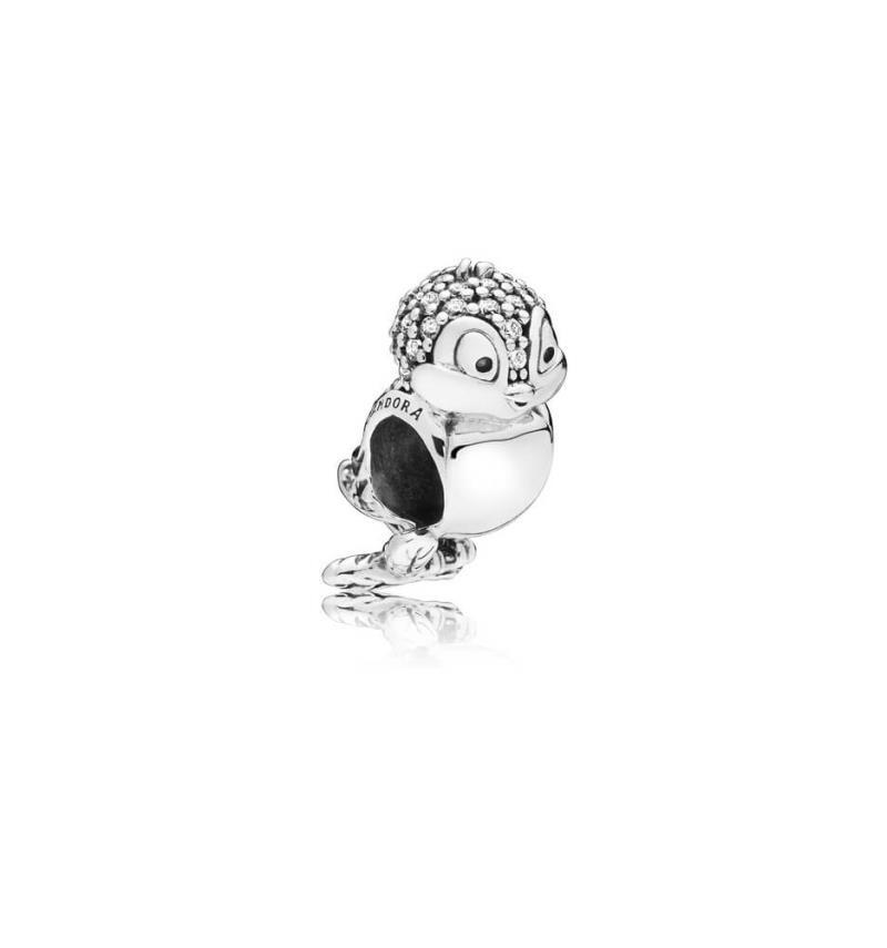 Charm Pandora Pájaro de Blancanieves de la colección Disney